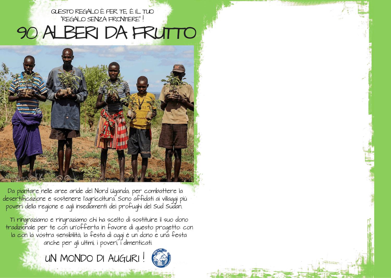 agroforestazione Uganda