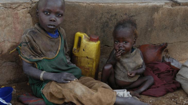 Mancanza di cibo in Uganda