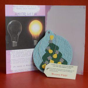 Cartolina luce
