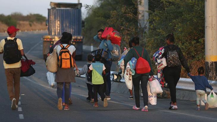 profughi venezuelani