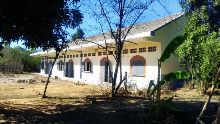 Nuova scuola a Bevovoka